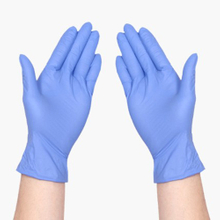 Nitril in 303 waterproof nitrile disposable gloves for medical exam use