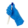 Virus barrier high quality latex free nitrile disposable gloves for hand care