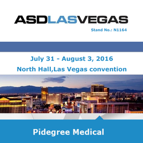 Pidegree Gloves invite you meet at ASD SHOW(Las Vegas convention)