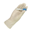 Medium disposable powder free sterile latex medical gloves