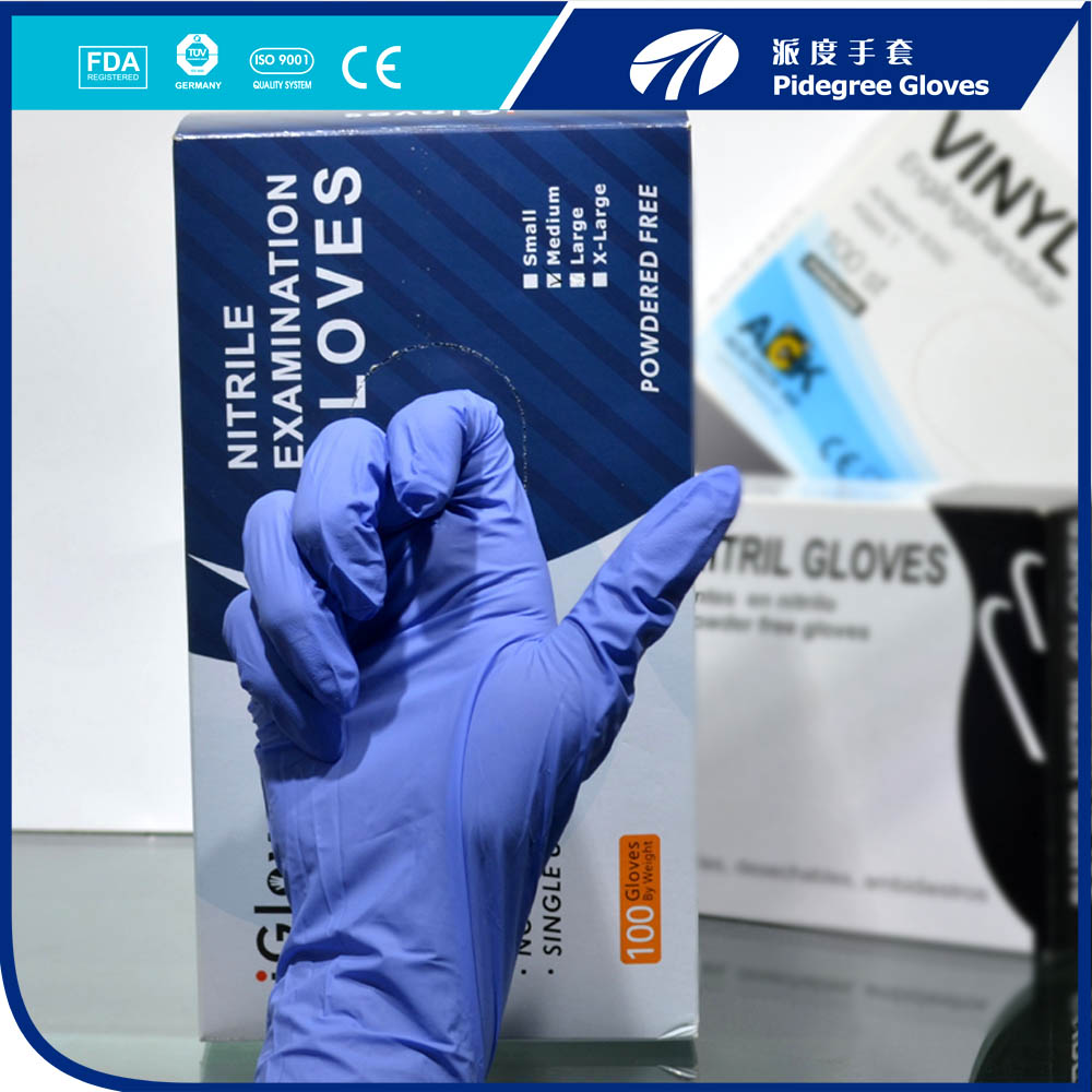 Chinese nitrile gloves market is about to usher outbreak