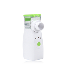 Homecare adults baby use inhaler ultrasonic mesh nebulizer